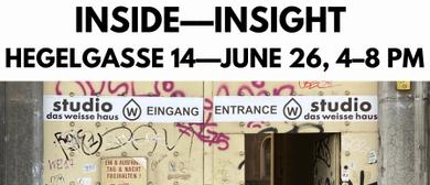 INSIDE––INSIGHT: Open Studios Hegelgasse 14