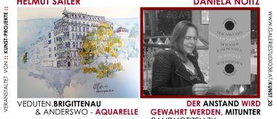 bilder.worte.töne mit Helmut Sailer und Daniela Noitz