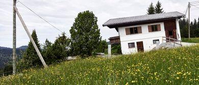 Felbers schiefes Haus - Georunde Rindberg