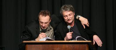 Alfred Dorfer & Josef Hader - Indien (Lesung)