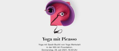 Yoga mit Picasso | Yoga mit Sarah Buchli