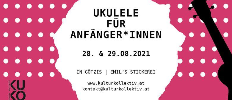 Ukulele Workshop Anfänger*innen