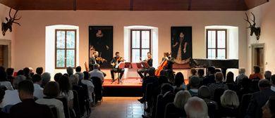 9. Sommerkonzert Honeck Quartett