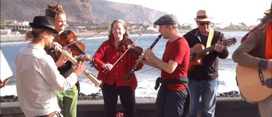 Sommerkonzert am Liebfrauenberg   Gomera Street Band