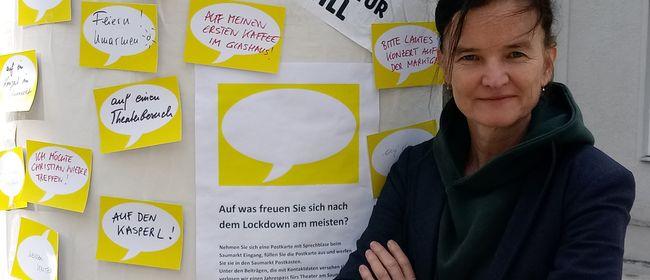Gesprächsabend | Auf ein Wort mit Brigitta Soraperra
