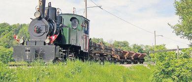 Fotofahrt für Liebhaber der historischen Bahn und Strecke