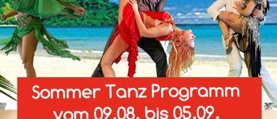 Sommer - Tanz - Programm