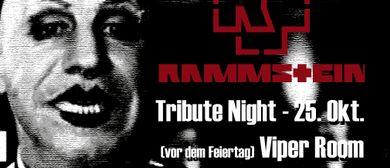Rammstein Tribute Night
