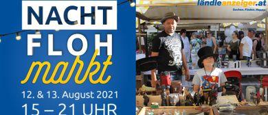 ländleanzeiger.at Nachtflohmarkt in Lustenau