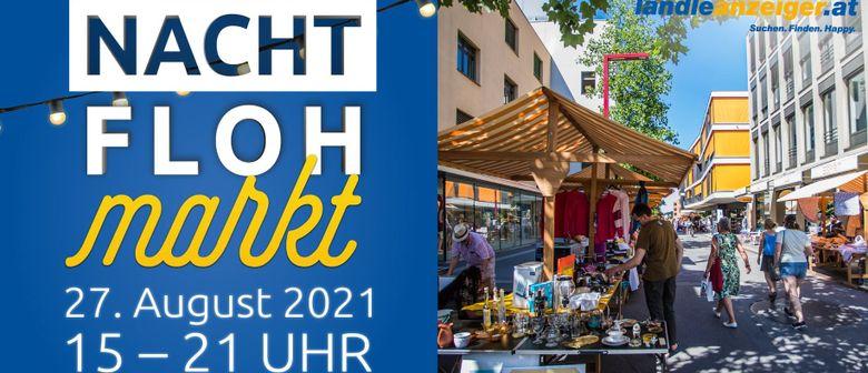 ländleanzeiger.at Nachtflohmarkt in Götzis