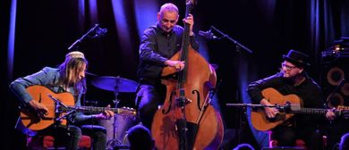 Harri Stojka - Hot Swing Trio, spec.Guest Herb Berger