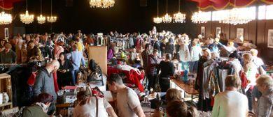 Sommer-Flohmarkt im Freudenhaus