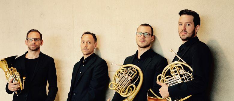 Hofkultur im Heidensand: Auftakt mit dem Rheingold-Quartett