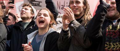 """Hofkultur im Heidensand: Kino """"und morgen die ganze Welt"""""""