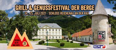 Grill & Genussfestival der Berge - Vienna ALPS BBQ Days
