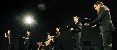 Konzert im KUB   THE PRESENT
