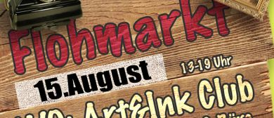 Flohmarkt Art&Ink Club Lünerseefabrik