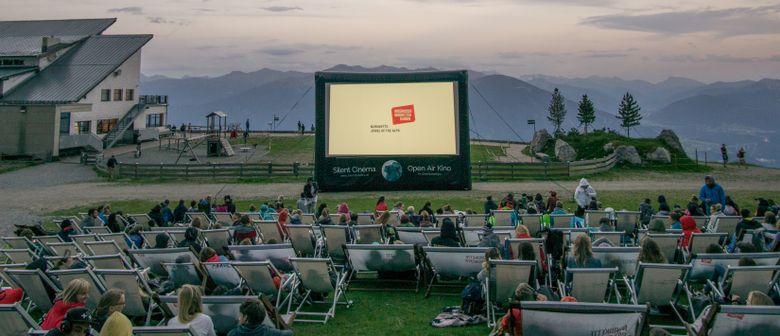 Silent Cinema im Brandnertal / Palüdbahn Bergstation