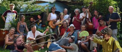 +++ Gomera Street Band im Ländle +++