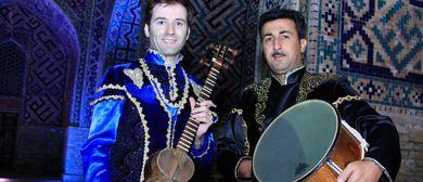 SAHIB PASHAZADE & KAMRAN KARIMOV (AZ)