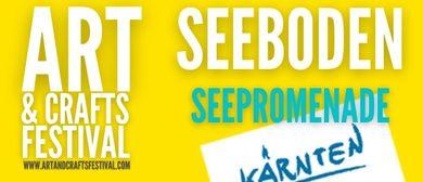 Art & Crafts Festival in Seeboden