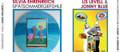 Jour fixe mit Silvia Ehrenreich, Lis Levell & Jonny Blue