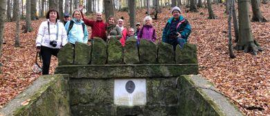 Waldpädagogische Führung zur Quelle des Wienflußes