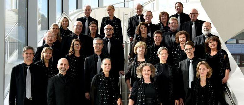 31. Hohenemser Chor- und Orgeltage: Chor mit Harfe u. Orgel