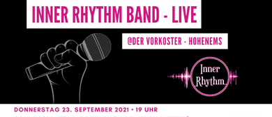 Inner Rhythm Band - LIVE @Vorkoster Hohenems