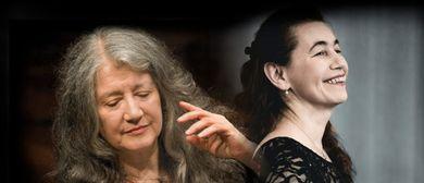 Martha Argerich & Lilya Zilberstein