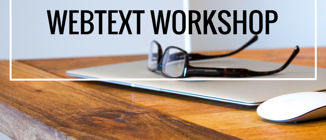 Webtext Seminar – Online Webinar