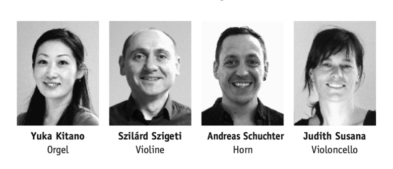 31. Hohenemser Chor- und Orgeltage: Orgel-Plus