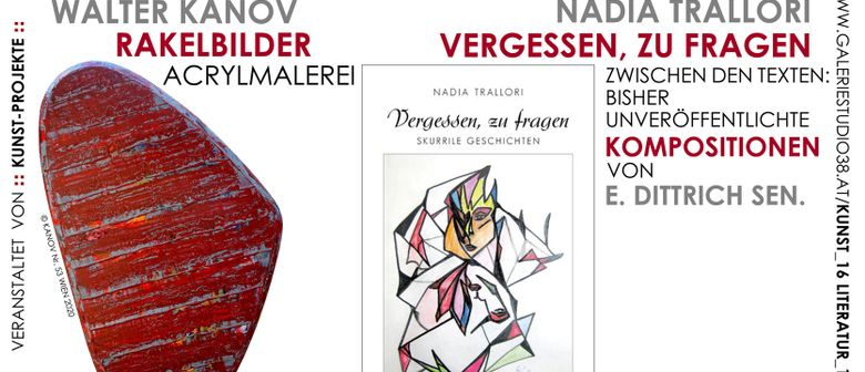 Jour fixe mit Walter Kanov und Nadia Trallori