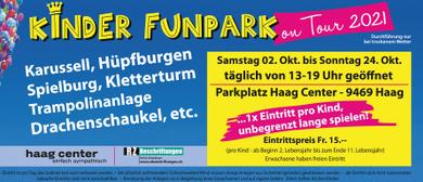 Kinder-Funpark 2021 - beim HAAG Center in Haag-Sennwald (CH)