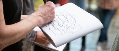 Zeichnen mit ...