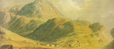 Führung zur Verkehrsgeschichte im Bereich des Arlbergwegs