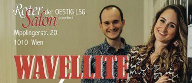 WAVELLITE – Pop-Duo mit Sängerin EGGER & Pianist REIDER