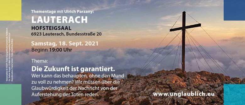 Thementage mit Ulrich Parzany