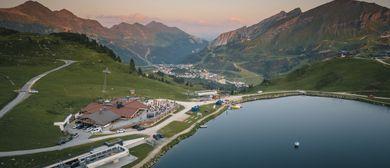 Vollmondschwimmen in Obertauern 2.0