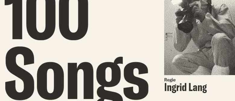 100 Songs / Roland Schimmelpfennig