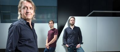 Christoph Stiefel Inner Language Trio