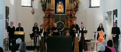 Sonntagsmusik-Konzert mit Musica Sacra: Salus et gloria