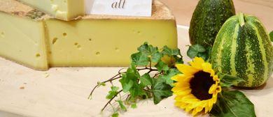 Käseprämierung und Dorffest in Schwarzenberg