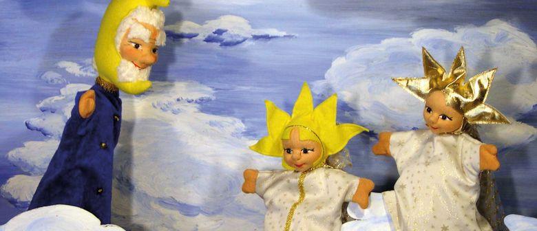 Friedburger Puppenbühne –Kasperl und das Weihnachtssternche