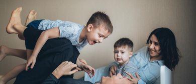Elternsache - Kinder brauchen beides: Halt und Freiraum