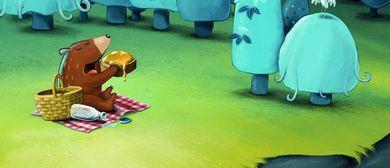 Lesung für Kinder - Honigbrot gesucht