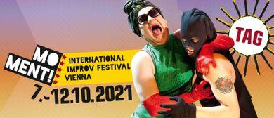 MOMENT! 9th International Improv Festival Vienna