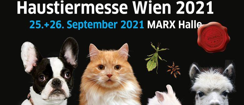 Haustiermesse Wien 2021