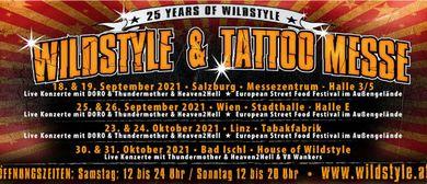Wildstyle & Tattoo Messe Wien