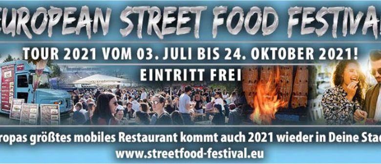 European Street Food Festival 2021